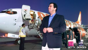Stelios Haji-Ioannou, founder of easyJet