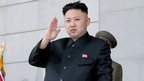 File photo: Kim Jong-un, 25 April 2013