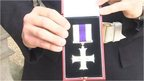 Lance Corporal Lawrence Kayser's Military Cross