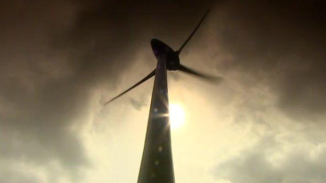 Gamlingay turbine