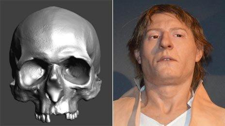Facial Reconstruction From Skull 32