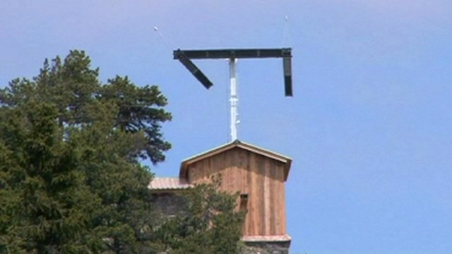 Telegraphic semaphore