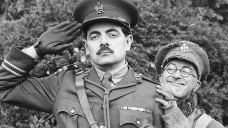 Blackadder duo lead birthday honours