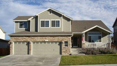 Single-family residential home in Denver