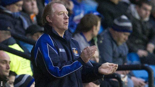 New Hibernian coach Jimmy Nicholl