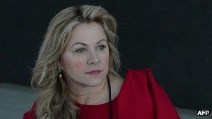 Jana Nagyova. File photo