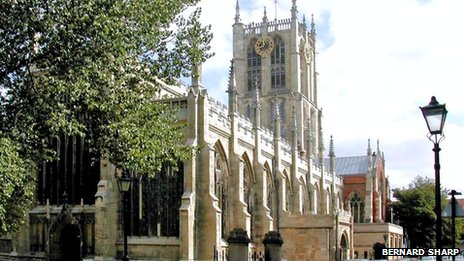 Holy Trinity in Hull