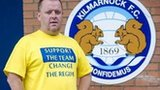 Kilmarnock supporters chief Sandy Armour