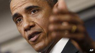 President Barack Obama (April 2013)