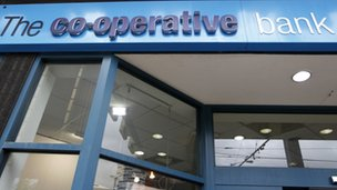Concerns about Co-op Bank's capital arose after a deal with Lloyds collapsed