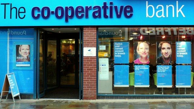 A co-operative bank