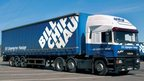Bill Chippington Haulage lorry