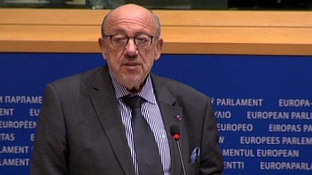 Louis Michel MEP