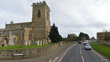 Isham, Northamptonshire