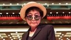 Yoko Ono launches Meltdown
