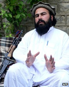 Pakistani Taliban senior commander Waliur Rehman (16 May 2011)