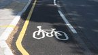 Cycle lane - generic