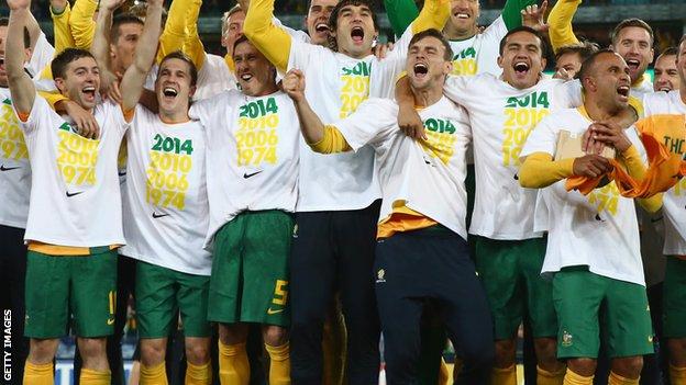 Australia 2014 World Cup 2014 World Cup Australia