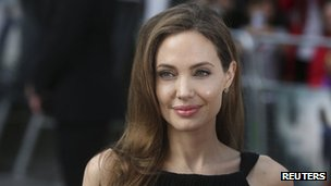 Angelina Jolie (3 June 2013) in London