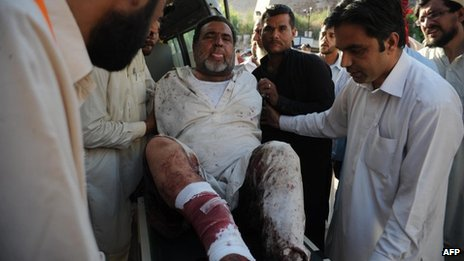 Man injured in Mardan attack