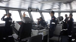 Philippine Coast Guard (June 2013)
