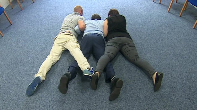 VIDEO: Face-down restraint ban considered...