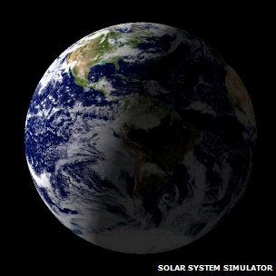 Earth simulation
