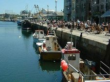 Barbican in Plymouth