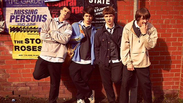 Spike Island press image