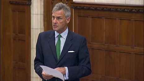 Dorset MP Richard Drax