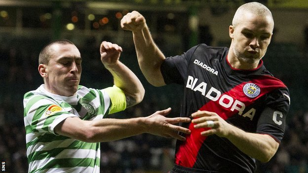 Scott Brown and Jim Goodwin