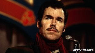 US country singer Slim Whitman dies