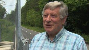 James Wilson - resident