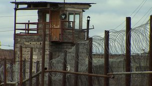 Prison where Mikhail Khodorkovsky is held