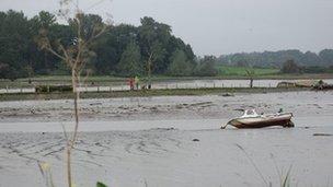 River Deben, Melton