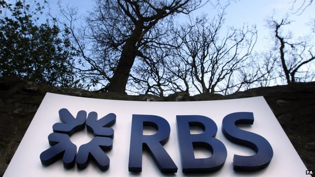 First minister backs RBS break-up...