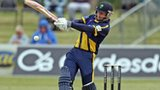 Mark Wallace top-scored for Glamorgan