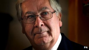 Bank governor to be made Lord King