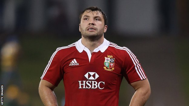 Corbisiero named in Lions Test side...
