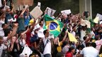 U-turn fails to end Brazil protests