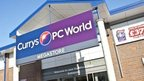 PC Wold and Currys Megastore in Guildford