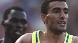 Khalid Skah competing in 1993