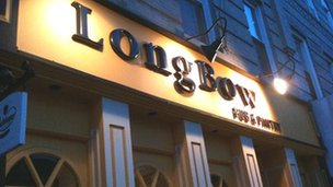 Long Bow pub