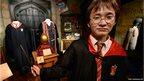 Harry Potter fan in Tokyo