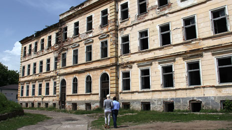 The old orphanage
