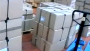 Drugs seized by SOCA investigation of Philip Baron