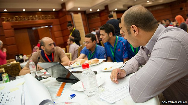 Cairo's start-up cup