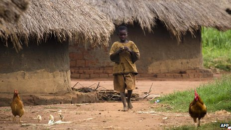 Ugandan boy (file photo)