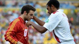Spain v Tahiti
