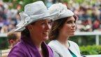 Princess Eugenie; Duchess of Argyll